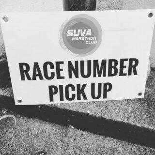 Race number pick up open for tomorrow's #suva10k at @fijimuseum #suvamarathonclub #ascomotorsfiji #athfiji