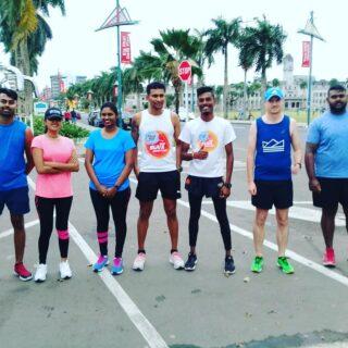 Lots of fun running the past few weeks with cooler temperatures all round #suvamarathon #suvamarathonclub #runfiji #running #gettingoutthere