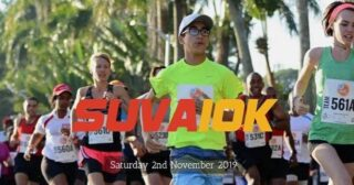 The Suva 10k 2019 is all about community. It is open to everyone to participate, from local and international runners, corporate groups to families and individuals. Simplifying everything, the course is a single 10 km run, run as far as you want! We encourage people with disabilities and everyone from our community to take part.  Building on the success of previous very successful running and fitness events, and driven by a common purpose, the Suva 10k 2019 is going to be an even bigger event this year, complete with training programs and monthly Time Trials leading up to it in Suva.  Together we are all dedicated to realising our vision of getting everyone in the South Pacific out there running and walking. The countdown has begun for this premium event which will be held on Saturday 2nd November 2019!  Asco Motors Fiji TOYOTA is the Suva 10k's major sponsor.  For more information visit https://www.suva10k.org/  #Suva10k #SuvaMarathonClub #AscoMotors #fiji #runfiji