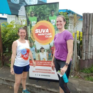 5 km and 10km winners. Awesome running. #suvamarathonclub #saturdayinsuva #running #runningmotivation